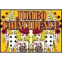 Jumbo Coincidence by Aldo Colombini - Trick