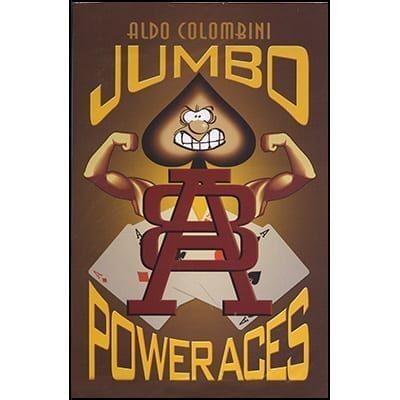 Jumbo Power Aces by Aldo Colombini - Trick