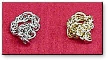 Knot for Fast & Loose Chain (Gold)