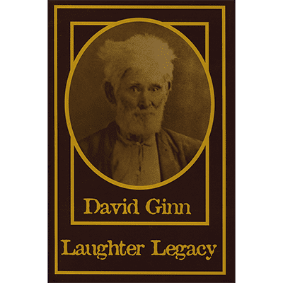 LAUGHTER LEGACY HB by David Ginn - Book