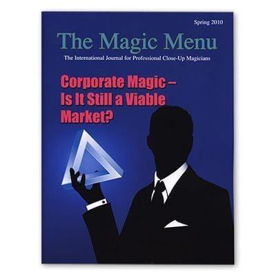 Magic Menu (Spring 2010) - Book