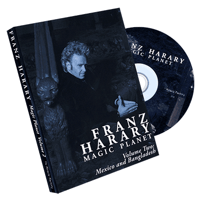 Magic Planet vol. 2: Mexico and Bangladesh  by Franz Harary and The Miracle Factory - DVD