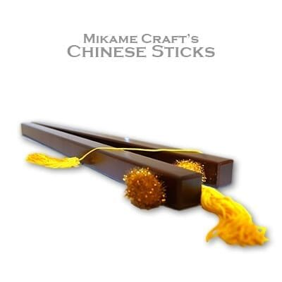 Chinese StickS (Gimmicks and Online Instruction) by Mikame - Trick
