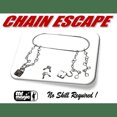 Chain Escape (with Stock & 2 Locks) by Mr. Magic - Trick