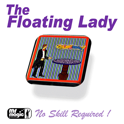 Floating Lady by Mr. Magic - Trick