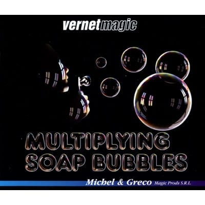 Multiplying Soap Bubbles by Vernet - Trick