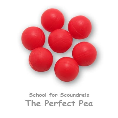 Perfect Peas (RED) by Whit Hayden and Chef Anton's School for Scoundrels - Trick