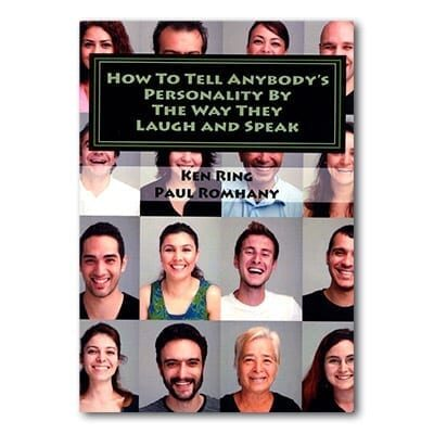 How to Tell Anybody's Personality by the way they Laugh and Speak by Paul Romhany - eBook DOWNLOAD