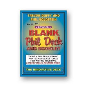 Blank Phil Deck - Trick