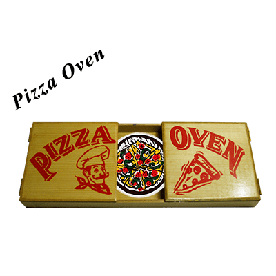Pizza Oven by Mr Magic - Trick
