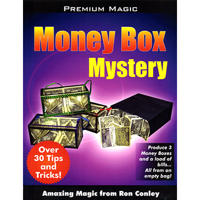 Money Box Mystery by Premium Magic - Trick