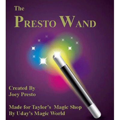 Presto Wand - Trick