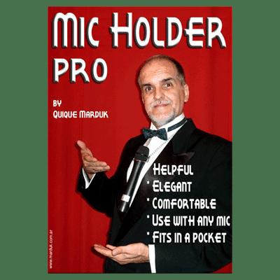 Pro Mic Holder (Chrome) by Quique marduk - Trick