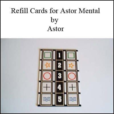 Refill for Astor Mental by Astor - Trick
