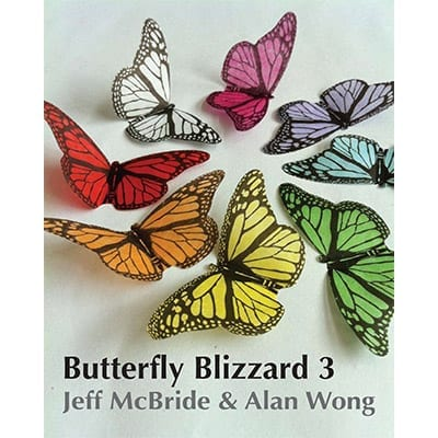 REFILL for Butterfly Blizzard by Jeff McBride & Alan Wong - Trick