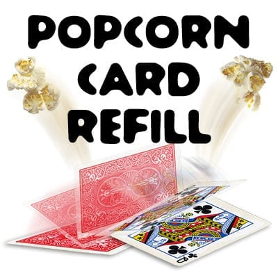 Popcorn Card Gimmick by Alex Kolle - Tricks