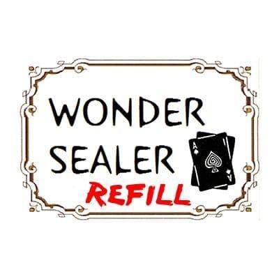 Refill cellophane for Wonder Sealer (30 per Refill) - Trick