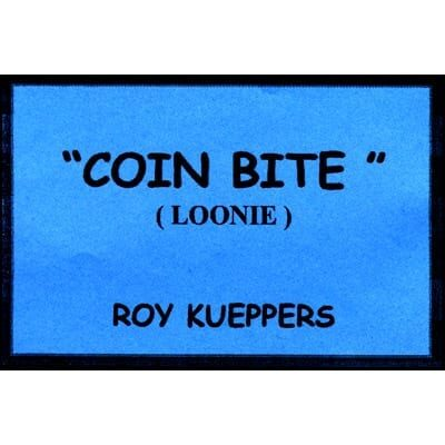 Coin Bite (Canadian Dollar/Loonie) - Trick