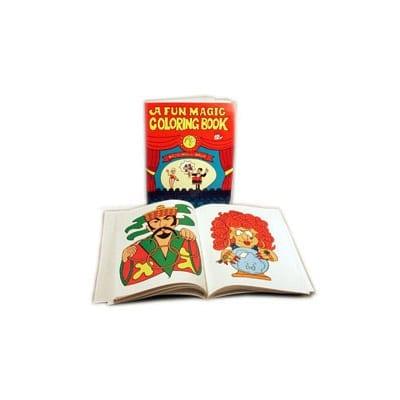 Fun Magic Coloring Book (3 Way) by Royal Magic