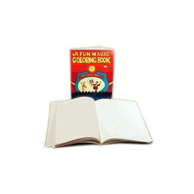 Fun Magic Coloring Book (Blank) by Royal Magic - Trick
