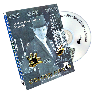 The Ron MacMillan Lecture by International Magic - DVD