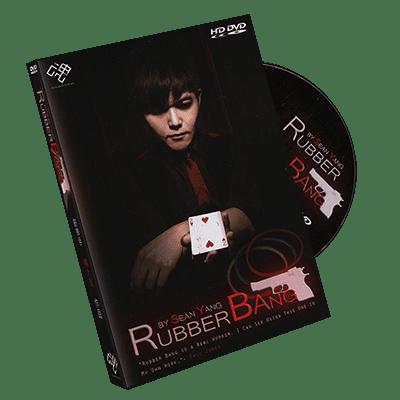Rubber Bang! by Sean Yang - DVD