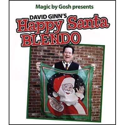 Happy Santa Blendo Set (36 inches)by David Ginn - Trick