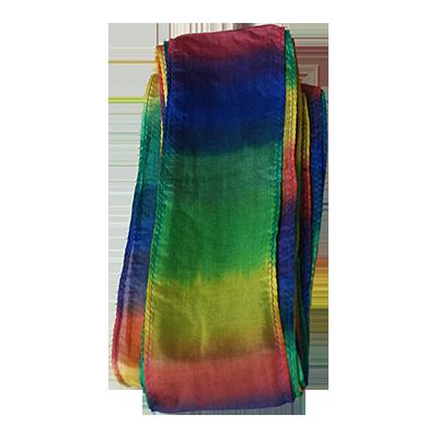 Silk Streamer (2  inches  x 16 feet) by Magic by Gosh - Trick