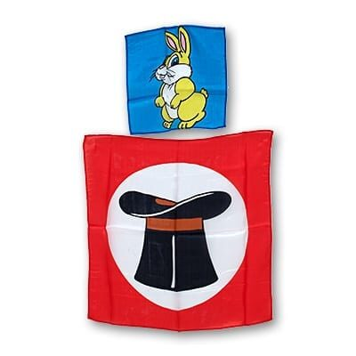 Silk 9 inch Rabbit from 18 inch Hat Silk - Trick
