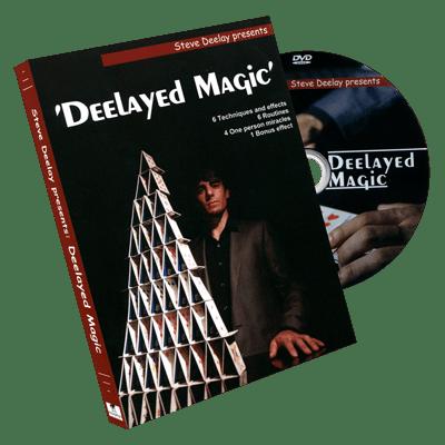 Deelayed Magic by Steve Deelay - DVD