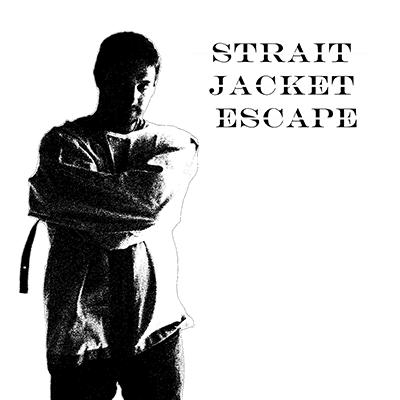 Escape Artist's Straight jacket (xxl) by Premium Magic - Trick