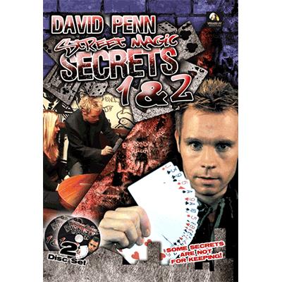 Street Magic Secrets (2 DVD Set)by David Penn - DVD