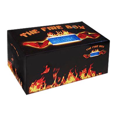 The Fire Box by Vincenzo Di Fatta - Trick