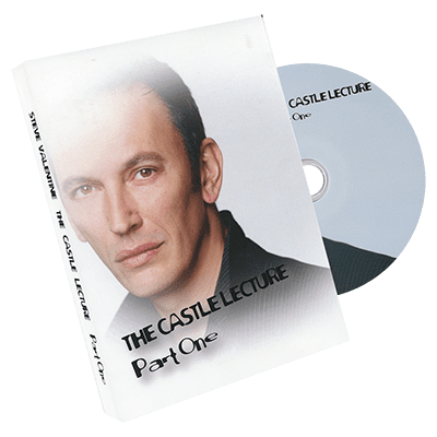 The Lecture by Steve Valentine - DVD