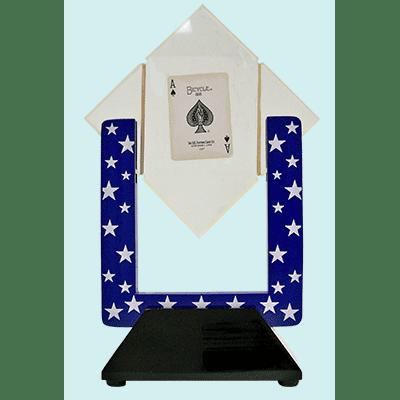 TV Card Frame by Premium Magic - Trick