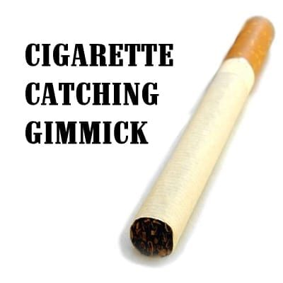 Cigarette Catching Gimmick (Set Of 2) by Uday - Trick