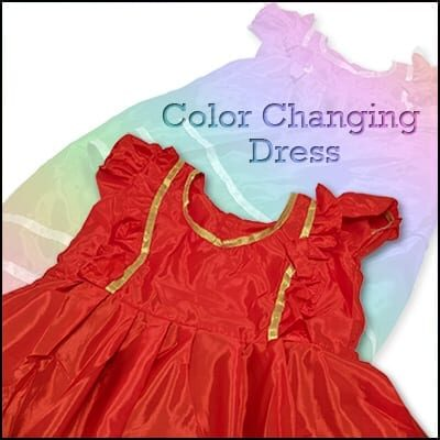 Color Changing Dress by Uday - Trick