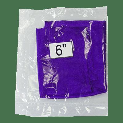 6 inch Silk Purple by Uday -Trick