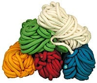 25' Rope Uday (Green)