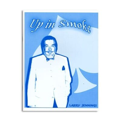 Up In Smoke by Larry Jennings and Bill Goodwin - Book