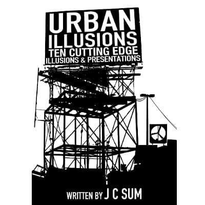 Urban Illusions by JC Sum - Book