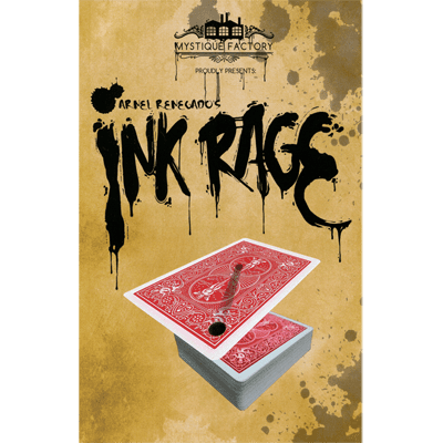 INKRage by Arnel Renegado and Mystique Factory - Video DOWNLOAD