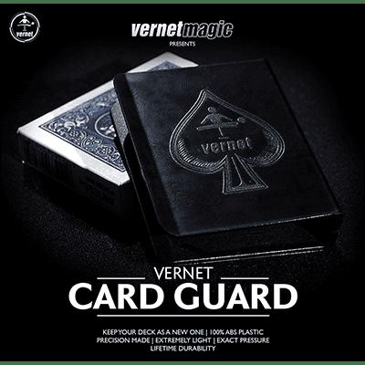 Vernet Card Guard (Black) by Vernet - Trick