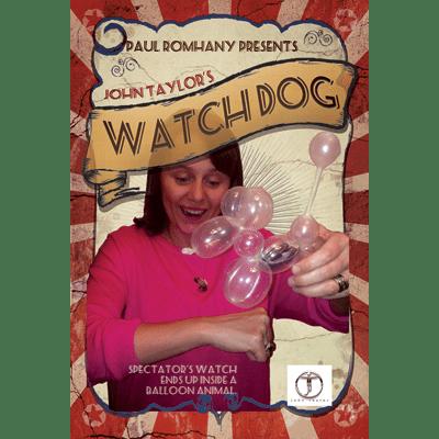 WATCH DOG by John Taylor & Paul Romhany (Pro-Series 12)  - Book