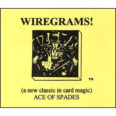 Wiregrams (CROSS) - Trick