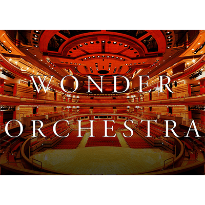 Wonder Orchestra (Piano / Loud) by King of Magic - Trick
