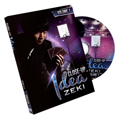 Close up (Volume 1) by Zeki - DVD