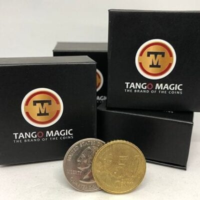 Euro-Dollar Scotch and Soda Magnetic (w/DVD) by Tango-Trick (ED002)