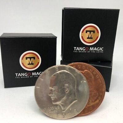 Eisenhower Scotch and Soda IKE Magnetic (w/DVD) (D0142) by Tango - Tricks