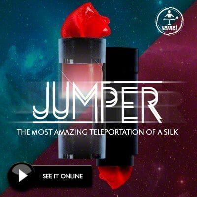 Jumper by Vernet Magic - Trick